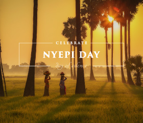 Celebrate Nyepi Day at di Mare